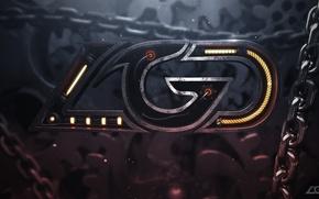 Picture logo, dota, LGD