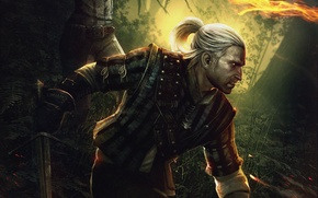 Picture The Witcher 2, The Witcher 2, Assassins of Kings, The Killer Of Kings