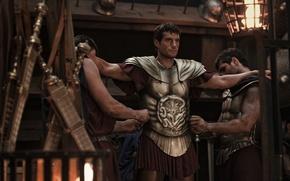 Picture armor, man, warrior