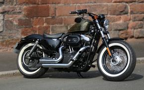 Wallpaper design, motorcycle, form, bike, Harley-Davidson