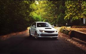 Picture Subaru, Impreza, Bokeh