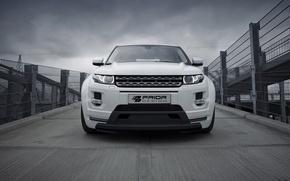 Picture machine, Land Rover, Range Rover, the front, Evoque, range Rover, Prior-Design, PD650