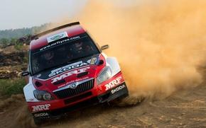 Picture S2000, Skoda, Fabia, Fabia, Skoda, WRC2, Pontus Tidemand