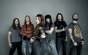 Picture Melodic Death Metal, Amaranthe, Power Metal, MDM