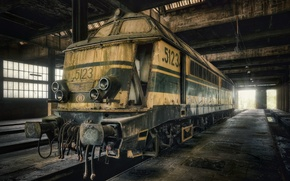 Picture background, Trains, Forgotten