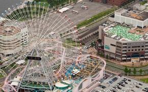 Picture city, Japan, Yokohama