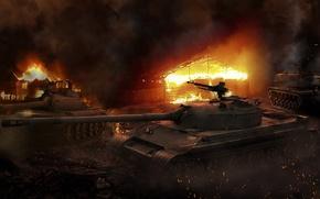 Picture China, WoT, World of Tanks, World Of Tanks, 113, Chinese Tank, TT LVL 10