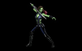 Picture Marvel, Guardians Of The Galaxy, Guardians of the Galaxy, Gamora, Gamora