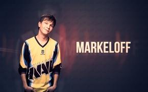 Wallpaper player, Markeloff, CS:GO, (Dnepropetrovsk), Yegor Markelov