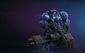 Picture Blizzard, StarCraft 2, Heart of the swarm, heroes of the storm