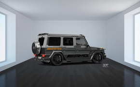 Picture Mercedes, GoodFon, 3D tuning