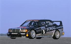 Picture mercedes-benz, 1990, 1992 dtm champion, evo II. 235hp, 190e. 2.5-16