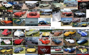 Picture Corvette, Chevrolet, 2013, 1953-