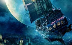 Wallpaper City, Light, Moon, Stars, Tiger, Hugh Jackman, Night, Wallpaper, Lily, London, Flying, England, Mermaid, Big ...