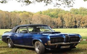 Picture Cougar, 1967, 1970, Mercury
