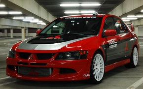 Wallpaper lancer, evolution, Mitsubishi