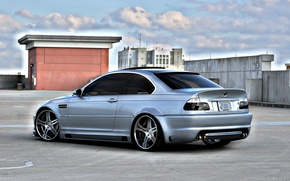 Picture tuning, BMW, three