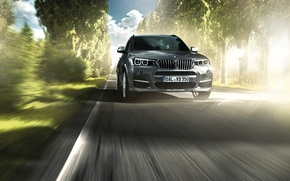 Wallpaper BMW, BMW, Alpina, UK-spec, 2014, Alpina, Bi-Turbo, XD3, F25
