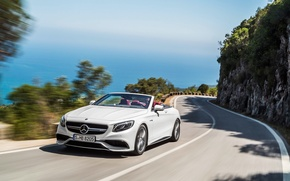 Picture mercedes, amg, 2016, cabriolet-wide, s-63