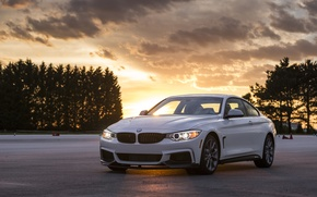 Picture BMW, coupe, BMW, Coupe, F32, 2015, 435i, ZHP Edition