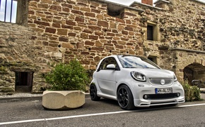 Picture wall, Smart, 2015, Lorinser, Fortwo, smart