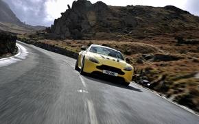 Picture Aston Martin, V12, 2014, Vantage S