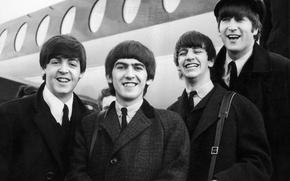 Picture The Beatles, 60s, The Beatles, musicians, rock, legend, Beatles, music, The Beatles, talent, Ringo Star, ...