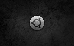 Picture Metal, logo, style, Ubuntu