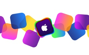 Picture white, apple, logo, mac, wwdc, wwdc 2013