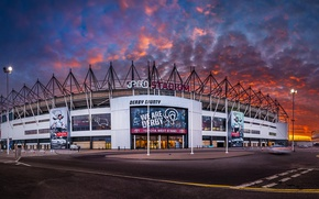 Picture wallpaper, sport, football, Derby County FC, iPro Stadium