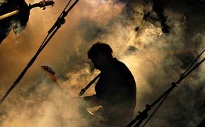 Wallpaper guitar, concert, music