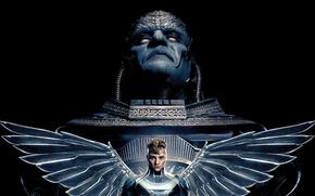 Wallpaper poster, mutant, black background, X-Men: Apocalypse, fiction, X-Men: Apocalypse