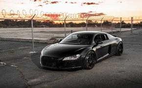 Picture Audi, Wheels, Avant-Garde, R8