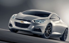 Picture auto, Concept, grey, the concept, Chevrolet Tru 140S