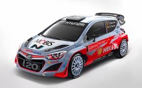 Picture Hyundai, WRC, Rally, i20, 2015