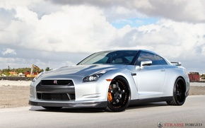Picture GTR, NISSAN, forged, strasse