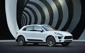 Picture Porsche, crossover, Macan