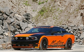 Picture Ford, Design, Tuning, Mustang CFC, Sundern