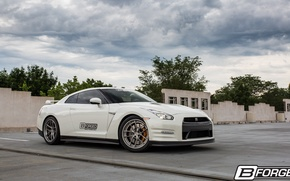 Picture GTR, Nissan, Step, R-35, Wheels, Lip, B-Forged, 530