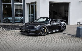 Picture 911, Porsche, convertible, Porsche, Turbo, Cabriolet, turbo, TechArt