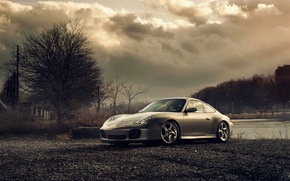 Picture car, Porsche, rechange, porsche carrera 4s