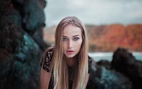 Picture Girl, Light, Beautiful, Model, Beauty, Best, Maria, Portrait, Natural, Nice, Gorokhov