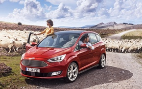 Picture Ford, Ford, 2015, C-MAX