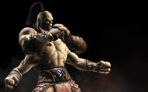 Picture Goro, Mortal Kombat X, Goro, Mortal Kombat 10