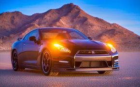 Picture Nissan, GT-R, 2014, Track Edition