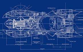 Picture Batman, Batmobile, schematic, blueprint