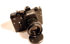 Picture Zenit, the camera, USSR, Helios, ojective, film