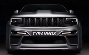 Picture SRT-8, Jeep, Grand Cherokee, TYRANNOS