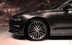 Picture machine, Audi, Wheel
