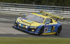 Picture audi, gt3, track, lms